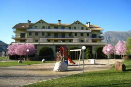 Apartamentos Naspún casa rural en Campo (Huesca)