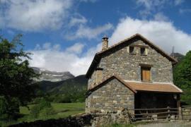Borda Mateu casa rural en Aragües Del Puerto (Huesca)