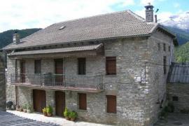 Casa Agustín casa rural en Yesero (Huesca)
