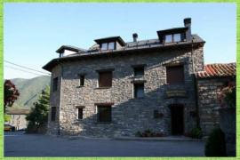 Casa Aneta casa rural en Sarvise (Huesca)