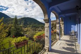 Casa Arana casa rural en Albella (Huesca)