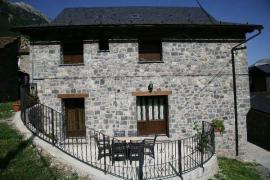 Casa Baila casa rural en Saravillo (Huesca)