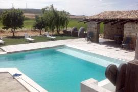 Casa Blanca casa rural en Alcala De Gurrea (Huesca)