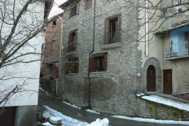Casa Carbonero casa rural en Lascuarre (Huesca)