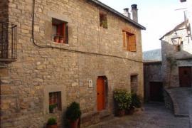 Casa Damaso casa rural en Ainsa (Huesca)