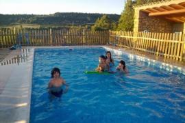 Casa el Francés casa rural en Graus (Huesca)