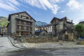 Casa Juaneta casa rural en Broto (Huesca)