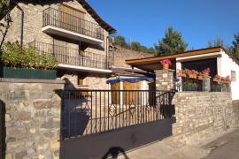 Casa Loren casa rural en Borau (Huesca)