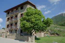 Casa Soltero casa rural en Valle De Bardaji (Huesca)