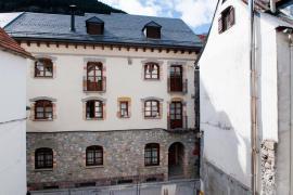 Casa Sorripas casa rural en Bielsa (Huesca)