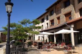 Casa Tejedor casa rural en Las Almunias De Rodellar (Huesca)