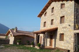 Casa Tuzalet casa rural en Valle De Bardaji (Huesca)