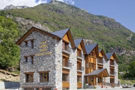 Hotel Casa Chuldian casa rural en Sahun (Huesca)