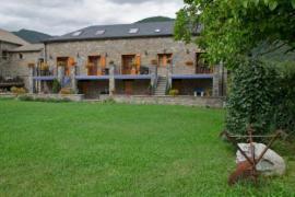 La Borda de Giral casa rural en Ligüerre De Ara (Huesca)
