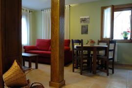 La Borda de Marco casa rural en Gavin (Huesca)