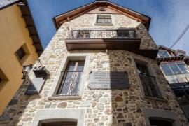 La Casa Natal del Gigante de Sallent casa rural en Sallent De Gallego (Huesca)