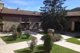 Pardina del Solano casa rural en Javierrelatre (Huesca)