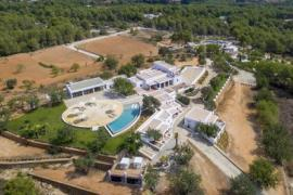 Agroturismo Can Toni Xumeu casa rural en Cala Llonga (Ibiza)