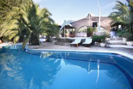 Hotel Ca´s Pla casa rural en Sant Miquel De Balansat (Ibiza)
