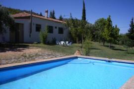 Alojamiento Rural Los Yegüerizos casa rural en La Puerta De Segura (Jaén)