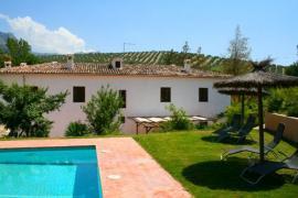 El Olivar de Tramaya casa rural en Cazorla (Jaén)