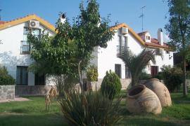 Apartamentos Los Pinos casa rural en Andujar (Jaén)
