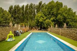 Apartamentos Rurales Labrador casa rural en Arbuniel (Jaén)