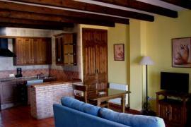 Apartamentos Sierra de Segura casa rural en Segura De La Sierra (Jaén)