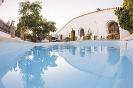 Casas Cueva Cazorla Suite casa rural en Hinojares (Jaén)
