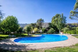 Complejo Los Enebros casa rural en Arroyo Frio (Jaén)