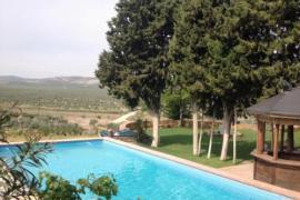 Cortijo Cabañas Apartamentos Rurales casa rural en Arjona (Jaén)