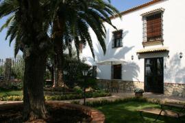 Cortijo de La Aragonesa casa rural en Marmolejo (Jaén)
