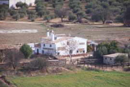 Hacienda Romero casa rural en Pozo Alcon (Jaén)