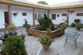 Hacienda Sierra del Pozo casa rural en Pozo Alcon (Jaén)