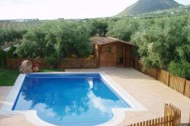 La Acacia casa rural en Martos (Jaén)