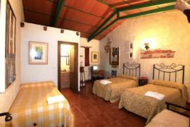 La Cimbarra casa rural en Aldeaquemada (Jaén)