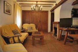 Cortijo La Besana casa rural en Hornos (Jaén)