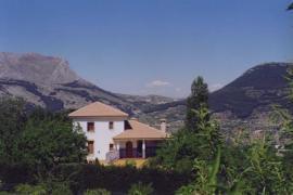 Villa Rosario casa rural en Torres (Jaén)