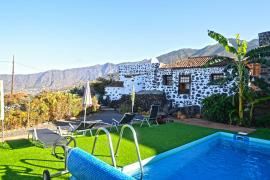 Sombrero Pico casa rural en El Paso (La Palma)