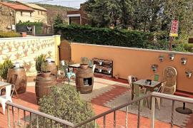 El Guardaviñas casa rural en Abalos (La Rioja)