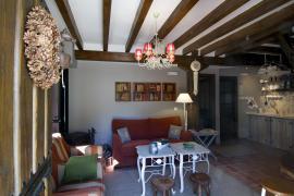 Casa Tia Upe casa rural en San Roman De Cameros (La Rioja)