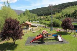 Alojamientos Cascadas de Puente Ra casa rural en Villoslada De Cameros (La Rioja)