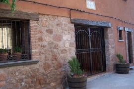 El Pajar de Javi casa rural en Camprovin (La Rioja)