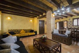 La Casona de Aldealobos casa rural en Ocon (La Rioja)