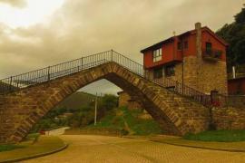 La Moniquilla casa rural en Mansilla De La Sierra (La Rioja)
