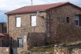 Pensión María casa rural en Villarroya (La Rioja)