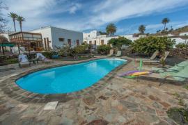 Villa Lola y Juan casa rural en Haria (Lanzarote)
