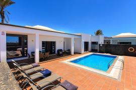 Villas Mamma Mia casa rural en Playa Blanca (Lanzarote)