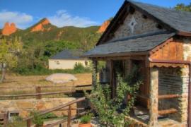 Complejo Rural Agoga - Las Medulas casa rural en San Andres Del Rabanedo (León)