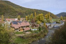 El Casar Del Puente I y II casa rural en Boca De Huergano (León)